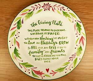 Sioux Falls The Giving Plate