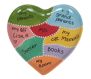 Sioux Falls Map Of My Heart